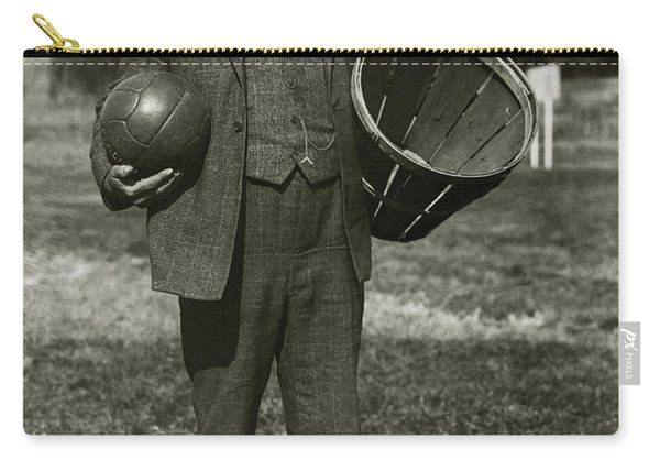 Inventor Of Basketball Carry-all Pouch