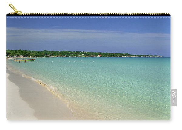 Seven Mile Beach, Negril Carry-all Pouch