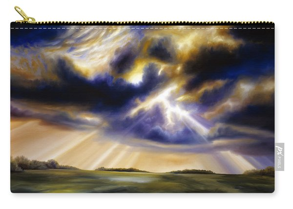Iowa Storms Carry-all Pouch
