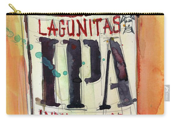 Ipa Lagunitas Beer Art Carry-all Pouch
