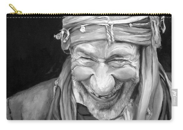 Iranian Man Carry-all Pouch