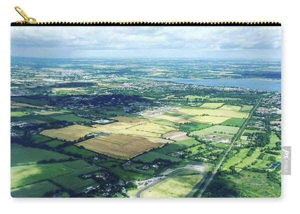 Ireland From The Sky Carry-all Pouch
