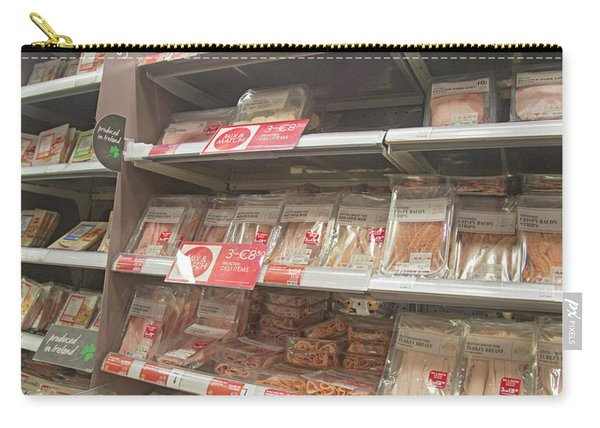 Ireland Yummy Food Shopping Time Carry-all Pouch