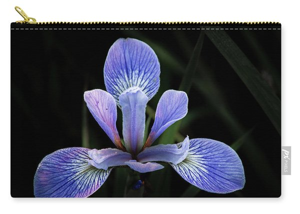 Iris #4 Carry-all Pouch