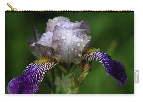 Iris After The Rain 1409 H_2 Carry-all Pouch