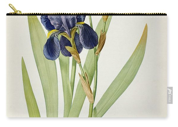 Iris Germanica Carry-all Pouch