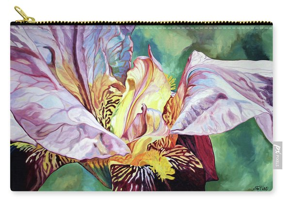 Iris Passion 1993 Carry-all Pouch