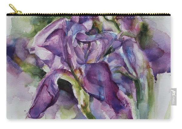 Iris Song Carry-all Pouch