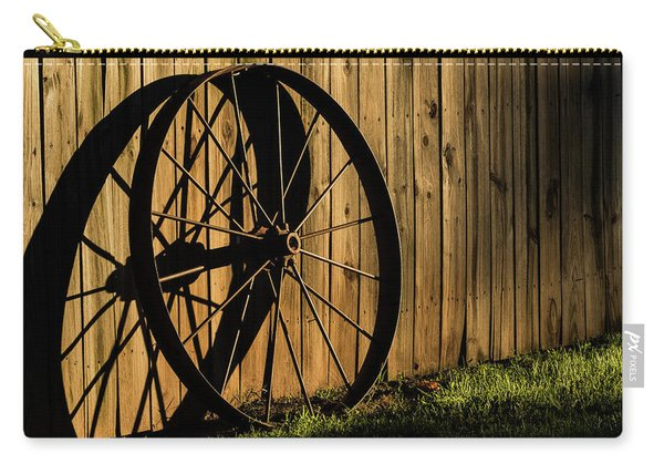 Iron Wheel Carry-all Pouch