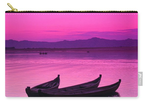 Irrawaddy River Carry-all Pouch