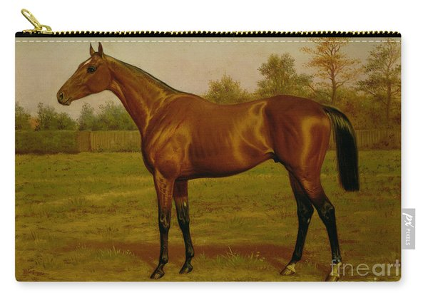 Isinglass, Triple Crown, 1893 Carry-all Pouch