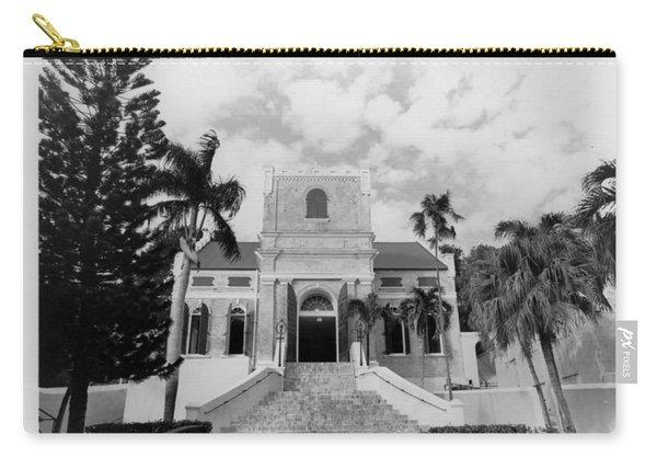 Island Church  Carry-all Pouch