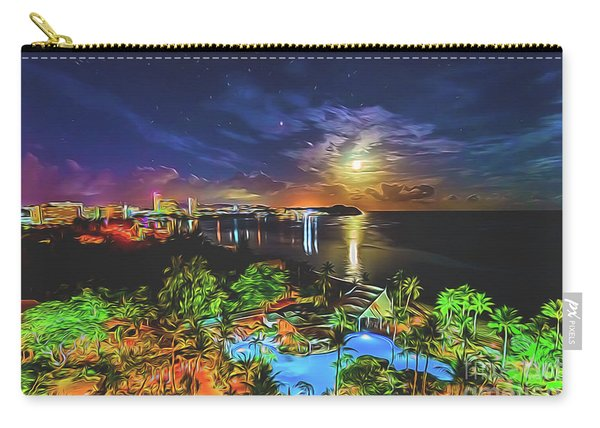 Island Dream Carry-all Pouch