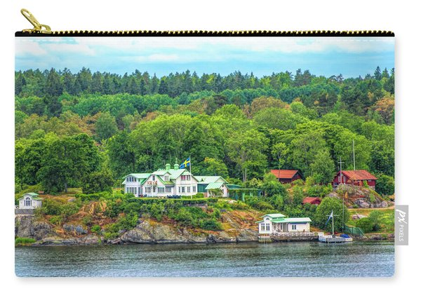 Island Living, Swedish Style Carry-all Pouch