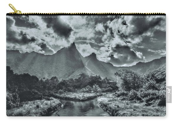 island Moorea Carry-all Pouch