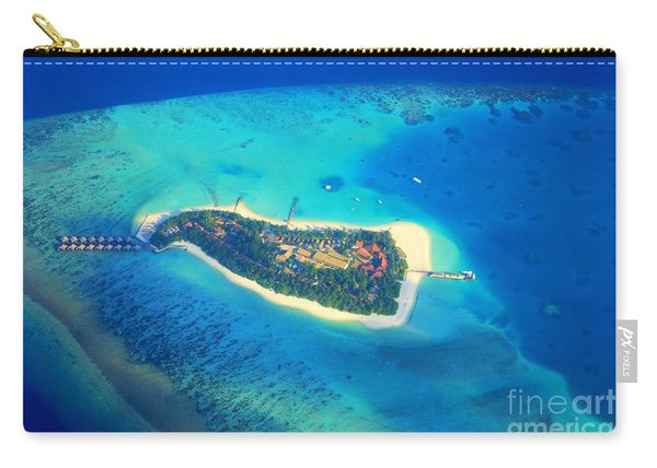 Island Of Dreams Carry-all Pouch