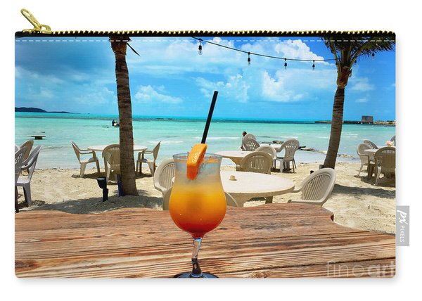 Island Rum Carry-all Pouch