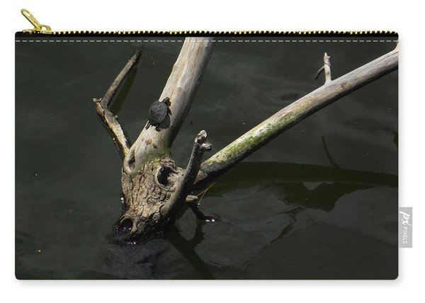 Island Sanctuary Carry-all Pouch