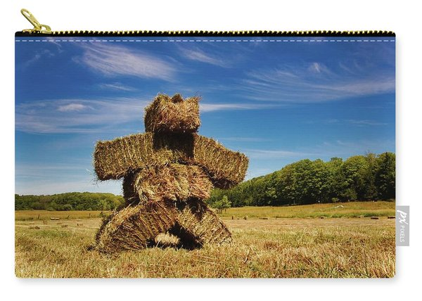 Island Strawman Carry-all Pouch