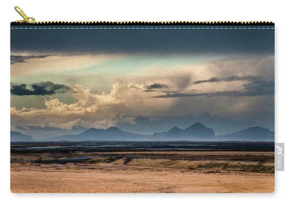 Islands In The Sky Carry-all Pouch