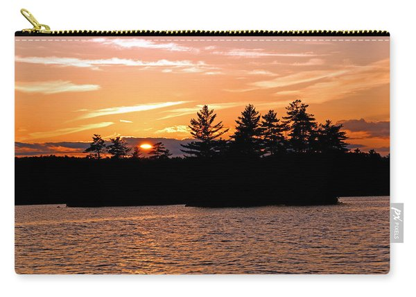 Islands Of Tranquility Carry-all Pouch