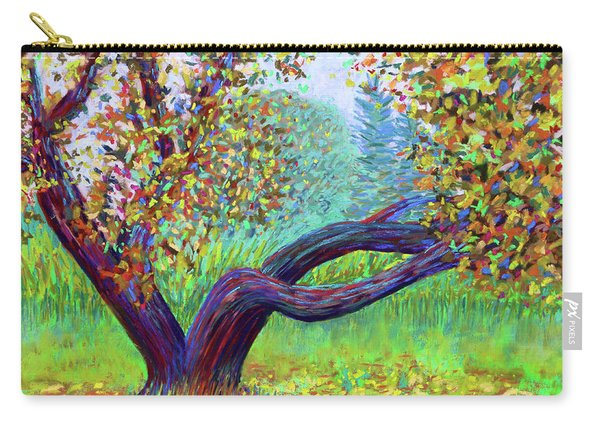 Islesford Apple Tree Near The Dock Carry-all Pouch
