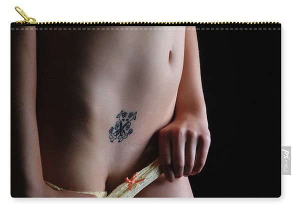 It Is Now Or Never Carry-all Pouch