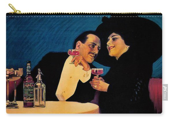 Italian Bitters Ad 1913 Carry-all Pouch