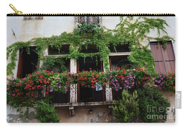 Italy Veneto Marostica Main Square Carry-all Pouch