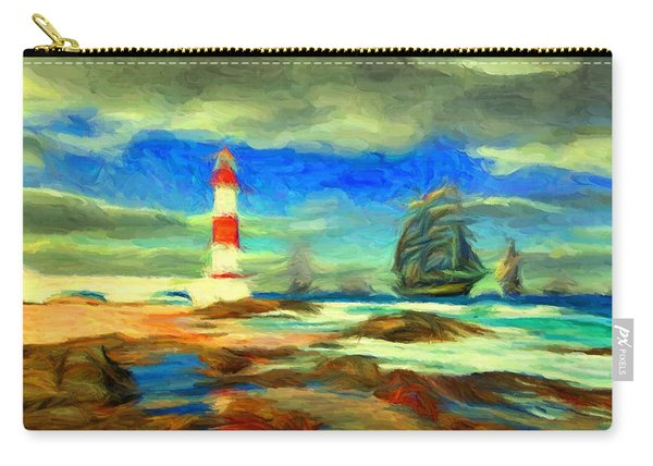 Itapua Lighthouse 1 Carry-all Pouch