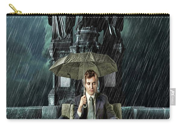 Its Raining Men Carry-all Pouch
