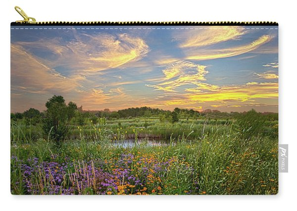 It's Time To Relax Carry-all Pouch