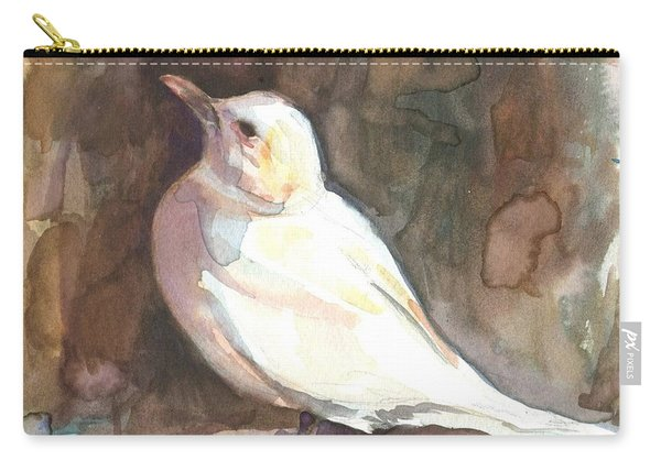Ivory Gull Carry-all Pouch