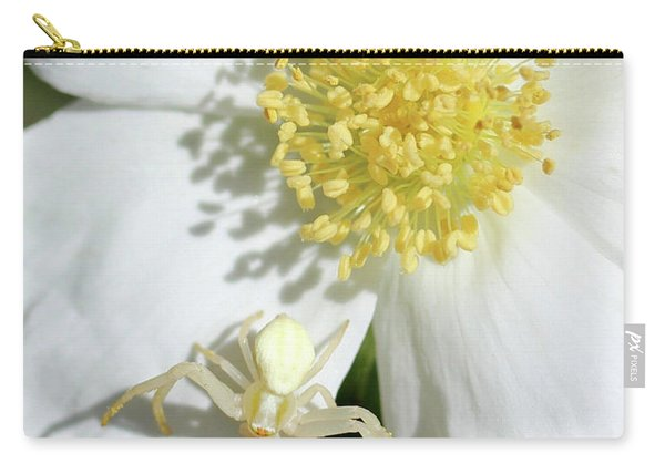 Ivory Huntress Carry-all Pouch
