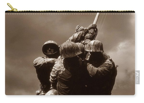 Iwo Jima War Memorial Washington Carry-all Pouch