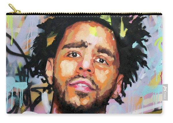 J Cole Carry-all Pouch