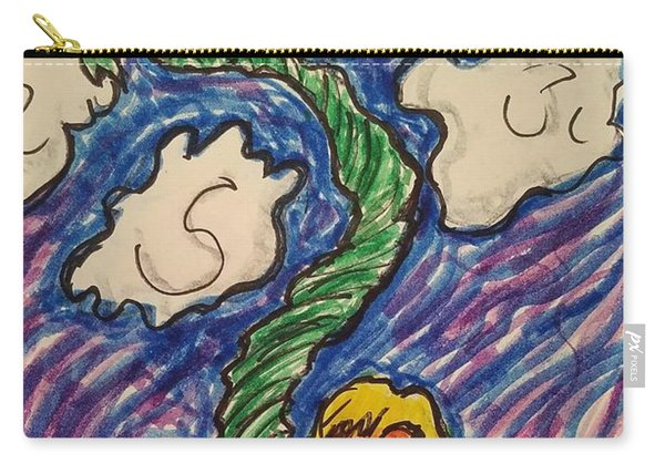 Jack And The Beanstalk Carry-all Pouch