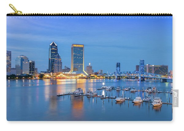 Jacksonville Carry-all Pouch