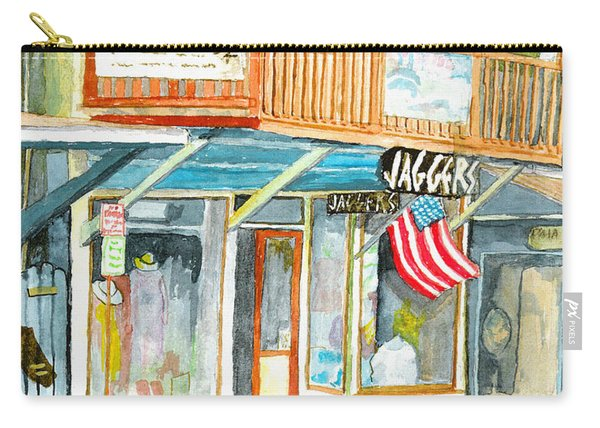 Jaggers Carry-all Pouch