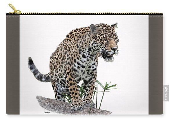 Jaguar 10 Carry-all Pouch