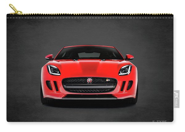 Jaguar F Type Carry-all Pouch