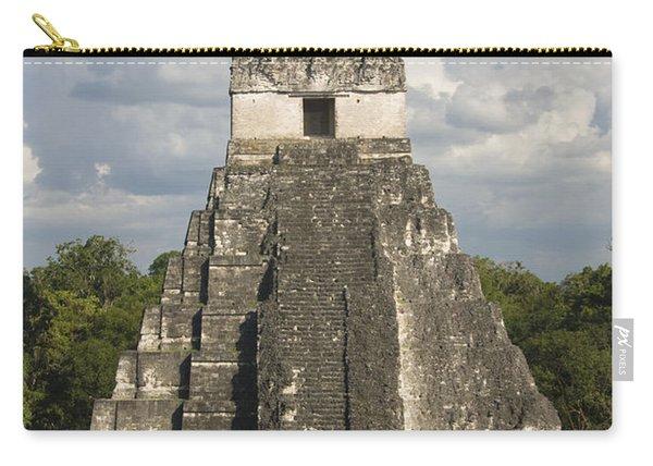 Jaguar Temple Carry-all Pouch