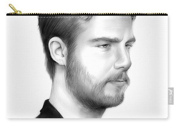 Jake Mcdorman Carry-all Pouch