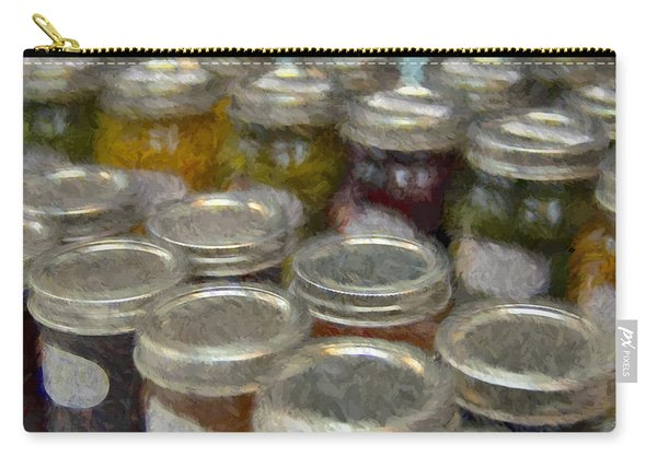 Jam Jars Carry-all Pouch