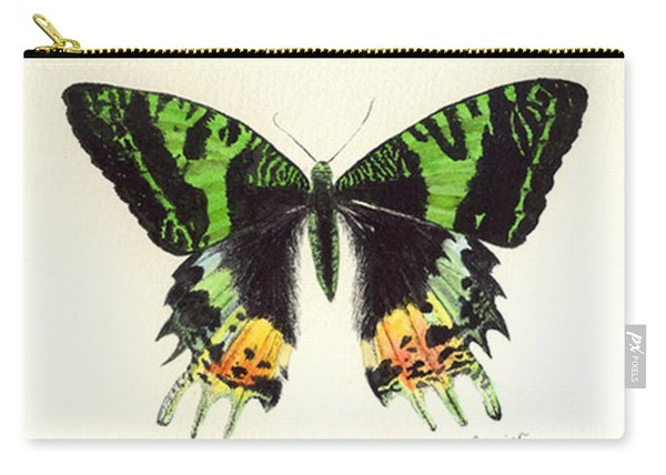 Jamaican Jewel Carry-all Pouch