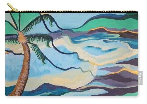 Jamaican Sea Breeze Carry-all Pouch