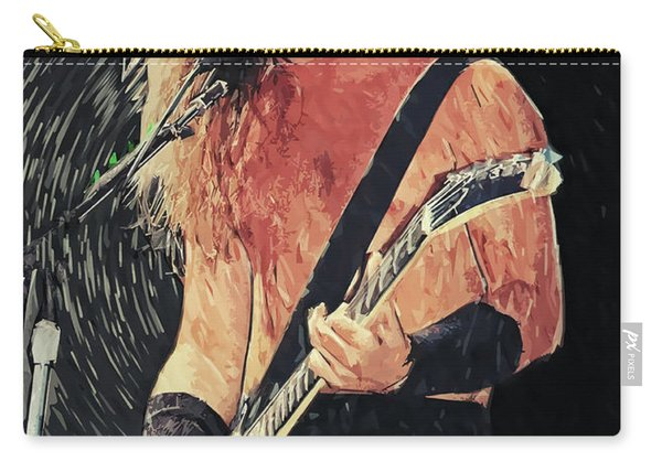 James Hetfield Carry-all Pouch