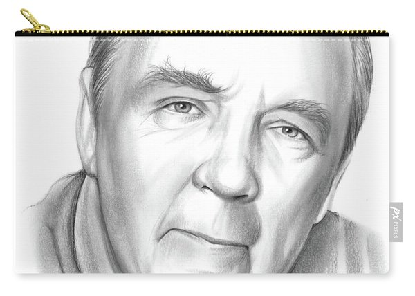 James Patterson Carry-all Pouch