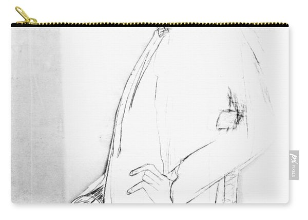 James Whistler's Portrait Carry-all Pouch