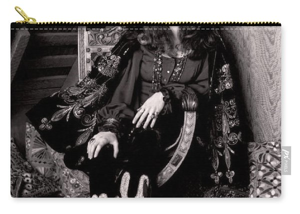 Janis Joplin Casual Carry-all Pouch